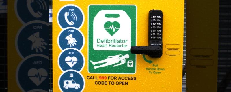 Ainsdale Village Park Defibrillator