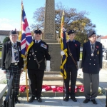 War Memorial Dedication Service